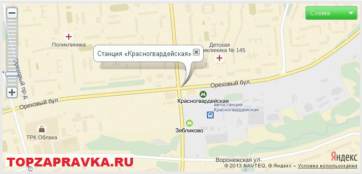 ремонт принтера, заправка картриджей метро «Красногвардейская»