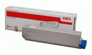 Заправка картриджа OKI 44844519