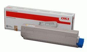 Заправка картриджа OKI 44844613