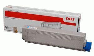 Заправка картриджа OKI 44844615