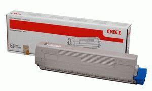 Заправка картриджа OKI 44844616