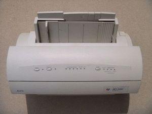 ремонт принтера ALPS MD-2010