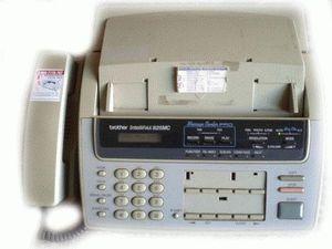 ремонт принтера BROTHER INTELLIFAX-825MC