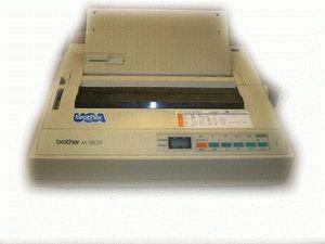 ремонт принтера BROTHER M-1809