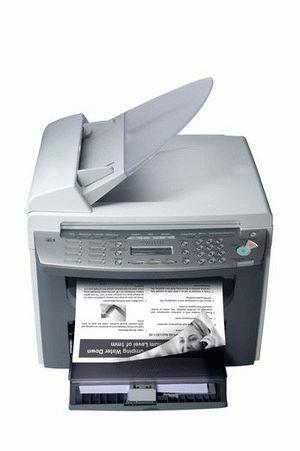 ремонт принтера CANON IMAGECLASS MF4350D