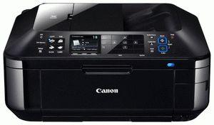 ремонт принтера CANON PIXMA MX884