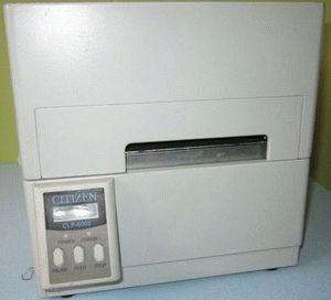 ремонт принтера CITIZEN CLP-6002