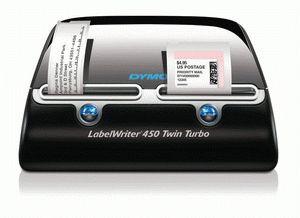 ремонт принтера DYMO LABELWRITER 450 TWIN TURBO