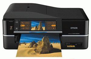 ремонт принтера EPSON STYLUS PHOTO PX800FW
