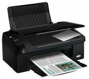 ремонт принтера EPSON STYLUS TX109