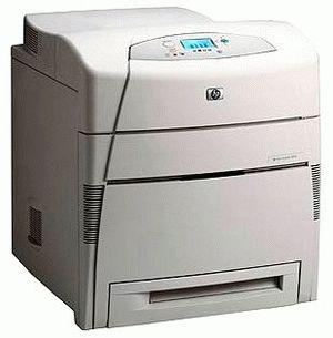 ремонт принтера HP COLOR LASERJET 5500N