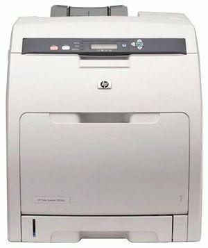 ремонт принтера HP COLOR LASERJET CP3505DN