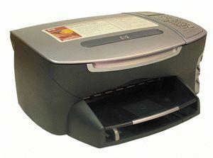 ремонт принтера HP PSC 2410XI PHOTOSMART ALL-IN-ONE