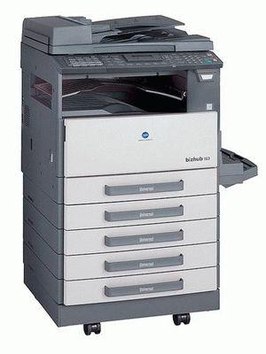 ремонт принтера KONICA-MINOLTA BIZHUB 163