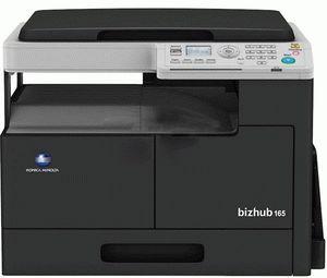 ремонт принтера KONICA-MINOLTA BIZHUB 165