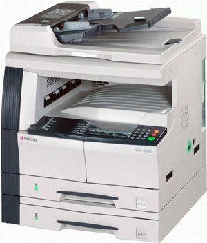 ремонт принтера KYOCERA KM-2050