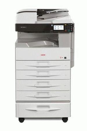 ремонт принтера LANIER MP 2501SP