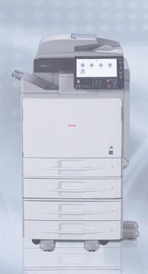 ремонт принтера LANIER MP C401