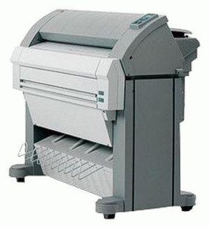 ремонт принтера OCE TDS320P1R