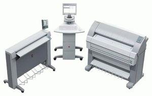 ремонт принтера OCE TDS450P2R