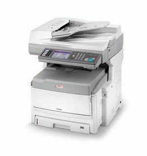 ремонт принтера OKI MC851