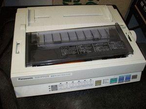 ремонт принтера PANASONIC KX-P1123