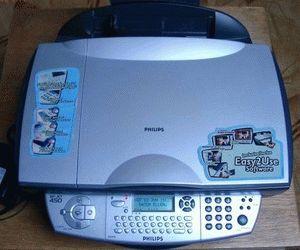 ремонт принтера PHILIPS MF JET 450
