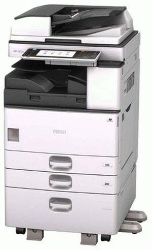 ремонт принтера RICOH MP 3053SP