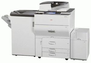 ремонт принтера RICOH MP C6502SP