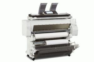 ремонт принтера RICOH MP CW2200SP