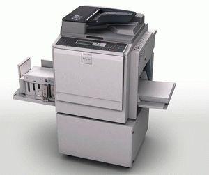 ремонт принтера RICOH PRIPORT DD4450