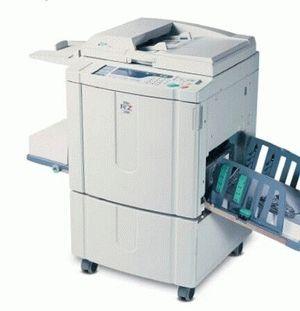 ремонт принтера RISO EZ 230
