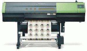 ремонт принтера ROLAND VERSAUV LEC-300A