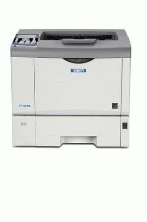 ремонт принтера SAVIN SP 4310N