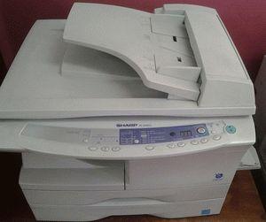 ремонт принтера SHARP AL-1642CS