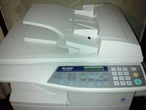 ремонт принтера SHARP AL-1655CS