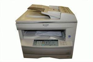 ремонт принтера SHARP AR-163