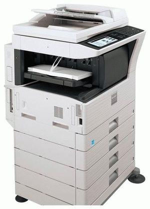 ремонт принтера SHARP AR-5726