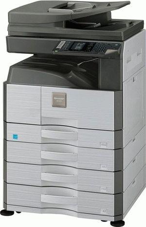 ремонт принтера SHARP AR-6020NR