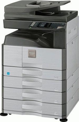 ремонт принтера SHARP AR-6023D