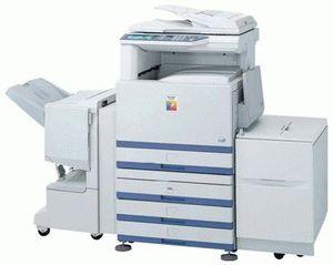ремонт принтера SHARP AR-BC260
