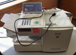 ремонт принтера SHARP FO-4470