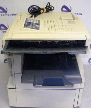 ремонт принтера SHARP FO-5550