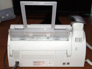 ремонт принтера SHARP FO-P510