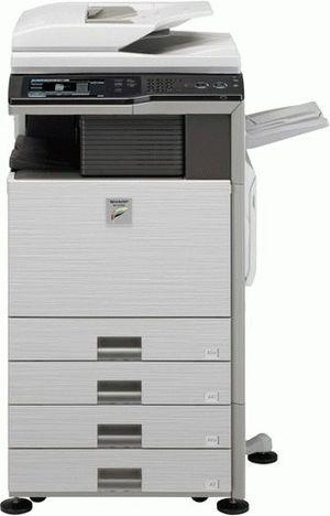 ремонт принтера SHARP MX-2600N