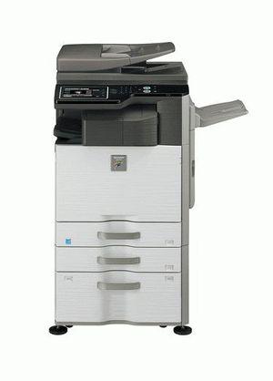 ремонт принтера SHARP MX-4140N