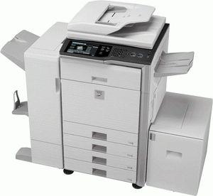 ремонт принтера SHARP MX-5000N
