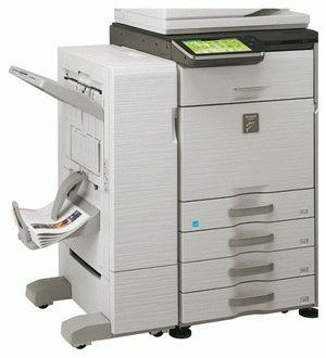 ремонт принтера SHARP MX-5112N
