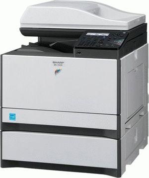 ремонт принтера SHARP MX-C300F