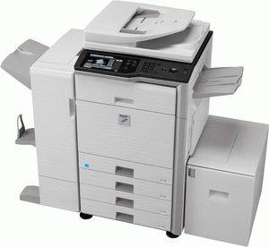 ремонт принтера SHARP MX-M283N